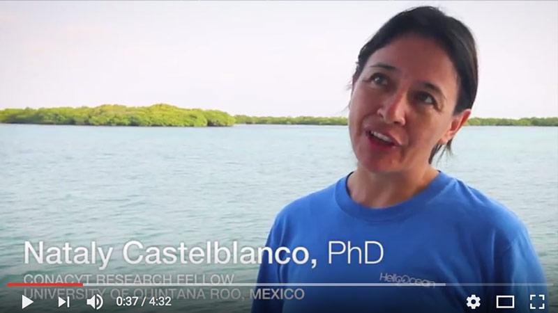 Hello Ocean's Expedition Underway in Belize